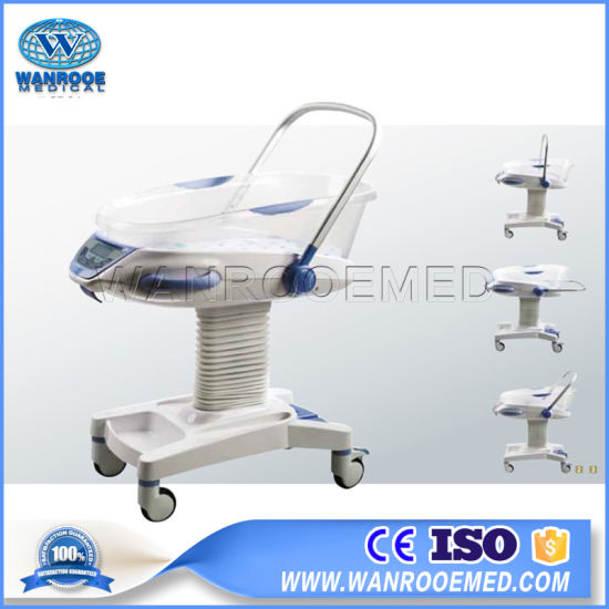 Baby Bed Wieg.Bbc007 Factory Directly Hospital Baby Bed With Weight Scale