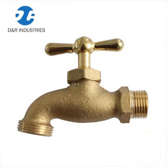 Dr 4024 China Forged Brass Hose Bibcock