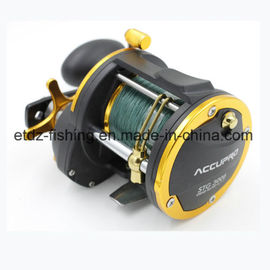 China Fly Fishiing Reel Spinning Fishing Reel Bait Cast