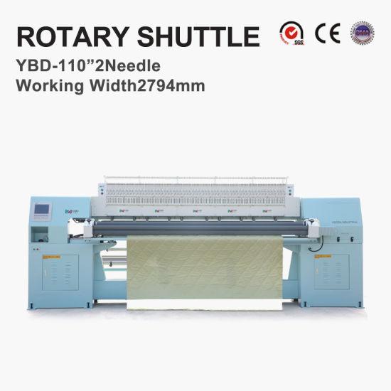 Computerized Rotary Shuttle Multi-Needle Quilting Machine110-6