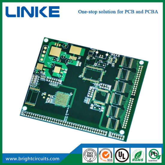 china rohs electronics prototyping board printed circuit board