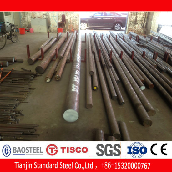 Ss Stainless Steel Round Rod AISI 630 17-4pH pictures & photos