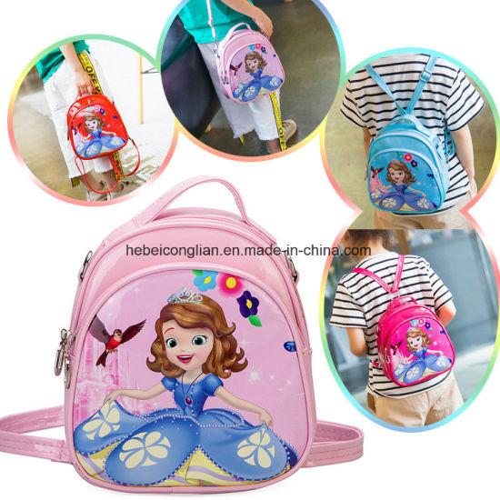 7dd19f9c24de Custom 3D Cartoon Kids Backpack School Bag Set for Kids. Get Latest Price