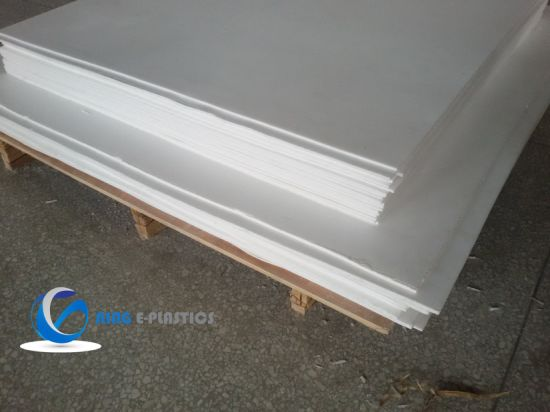 PTFE Plate Plastic Teflon Sheet pictures & photos