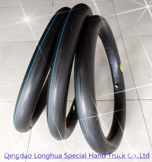 Longhua Tyre Manufactures High Quality Motorcycle Inner Tube pictures & photos
