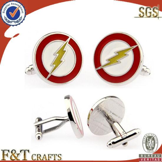 Metal Custom Wholesale Cufflink Manufacturer