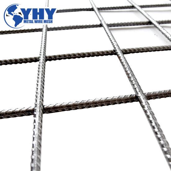 Metal Welded Reinforce Diamond Square Wire Netting