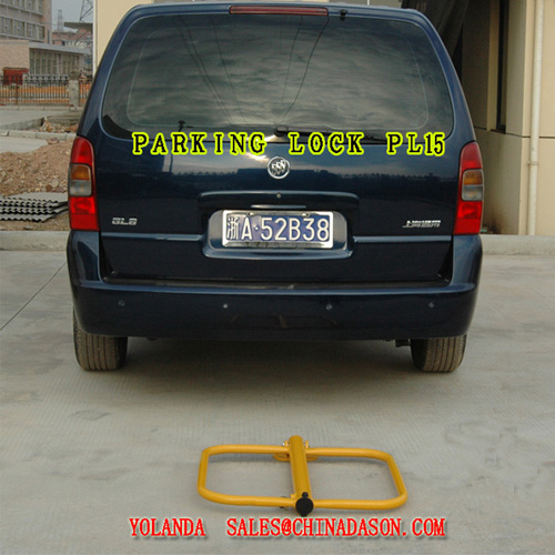 Steel Manual Parking Lock Pl15 pictures & photos