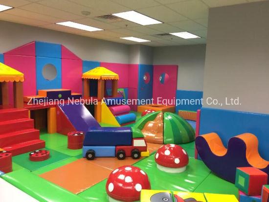 Kids Small Style Soft Playground Equipment