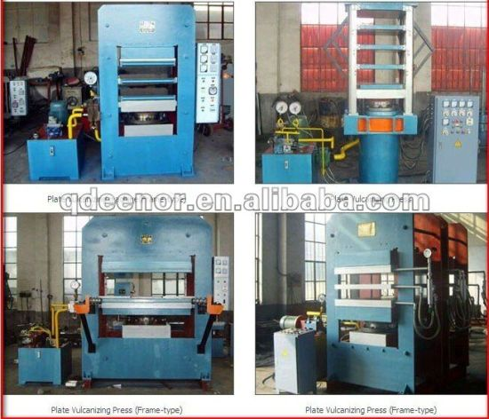 Hydraulic Press for Rubber & Plastic Products pictures & photos