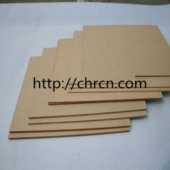 Electrical Insulation Presspaper/Pressboard / Paperboard for Transformers pictures & photos