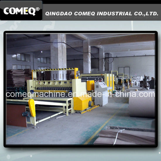 Fully Automatic Honeycomb Paper Machine pictures & photos
