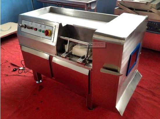 Full Stainless Steel Meat Dicer Machine pictures & photos