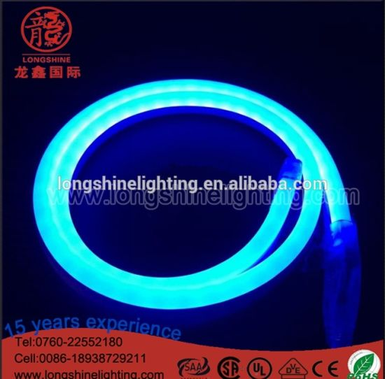 China outdoor ip68 flexible led 360 degree neon tube light glow outdoor ip68 flexible led 360 degree neon tube light glow christmas building patio decoration aloadofball Gallery
