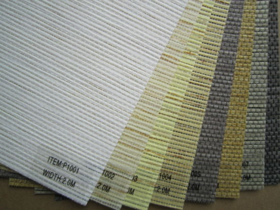 Jute Paper Weaving Fabric For Window Curtains Roller Blinds Roman Shades