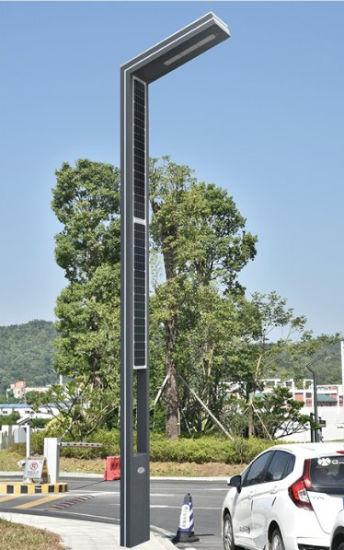 3.5meters Solar Outdoor LED Aluminum Square Garden Waterproof for Lighting