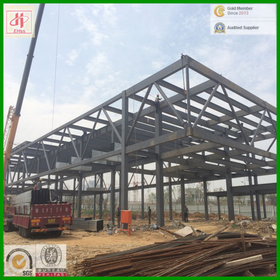 Light Steel Structure Framework for Warehouses (EHSS064) pictures & photos