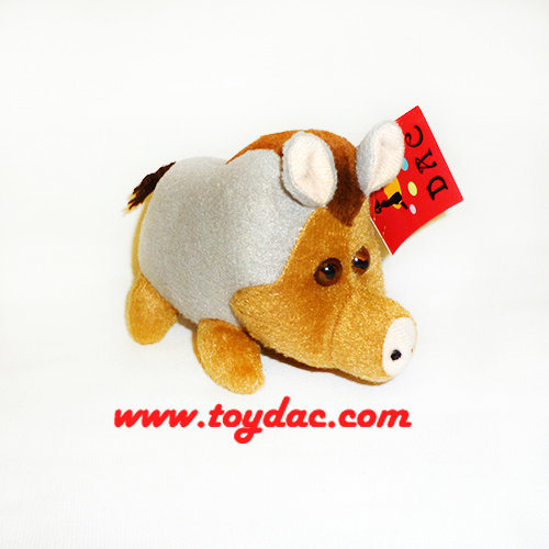 Plush Mascot Mini Pig Keychain pictures & photos