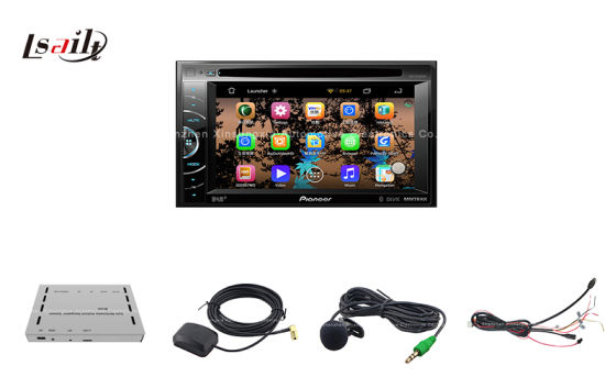 Car GPS Navigation Android System for Pioneer Car DVD Player pictures & photos