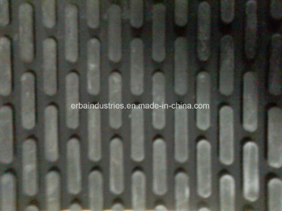 High Quality Flexible Abrasive Rubber Belt for Sanding Machine
