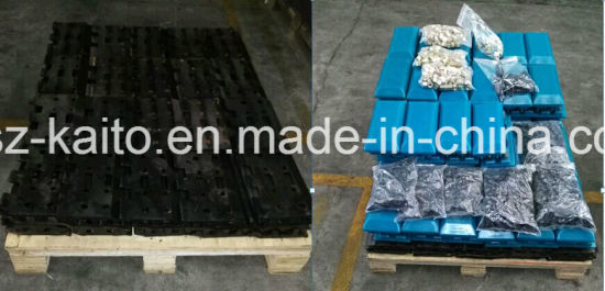Wirtgen Profiler Cold Planer Polyurethane Pads pictures & photos