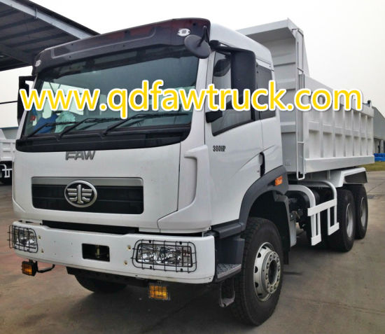 Hot Sale FAW Heavy Duty Tipper pictures & photos