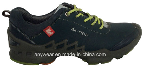China Men Leather Fashion Comfort Casual Shoes (815-6729) pictures & photos