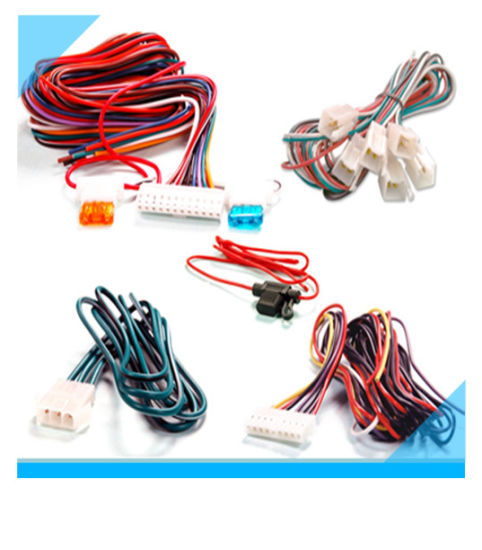china manufacturer custom wire cable harnesses for automobile vehicle  pictures & photos