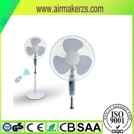 Hot-Sales Cheap Price 16 Inch Stand Fan 220V/45W with Ce/SAA/RoHS