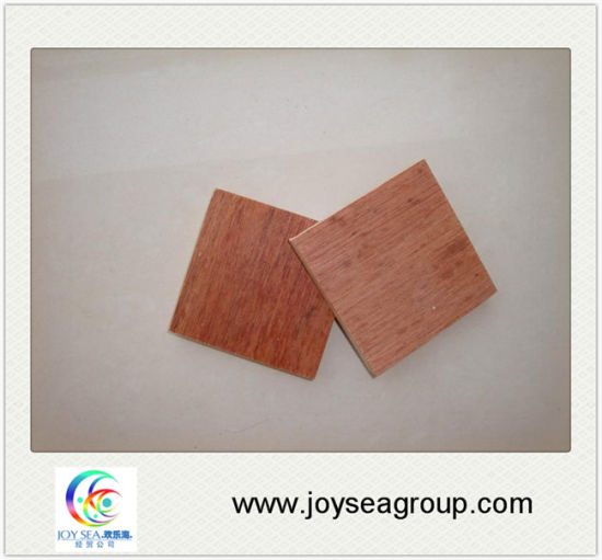 Commercial Gurjun/Keruing Wood Face/Back Plywood pictures & photos