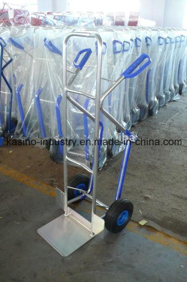 Manufacturing Aluminium Hand Trolley/Sack Truck Ht2503al