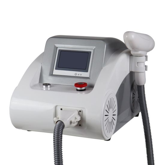 Beauty Machine Q Switched ND YAG Laser Machine for Tattoo Removal