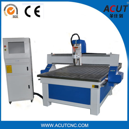 1325 High Configuration 3D Wood Cutting CNC Machine/CNC Router Made in China pictures & photos