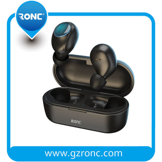 Portable Touch Control 5.0 Wireless Bluetooth Headphone Tws Bluetooth Earphone Earbud pictures & photos