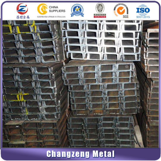 Not Perforated Hot Rolled Channel Steel Bar (CZ-C124)