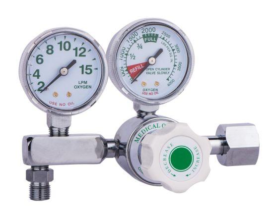 Medical Oxygen Regulator for Oxygen Cylinder for Export