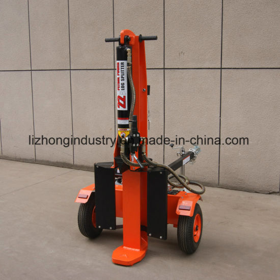 china gasoline log splitter hydraulic log splitter wood log