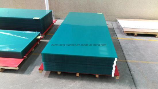 Transparent Pet Sheet Plastic APET Sheet for Vacuum Forming
