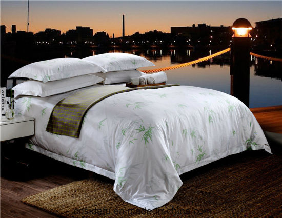 5-Star Hotel Luxury Satin Eyption Cotton Bed Linen pictures & photos