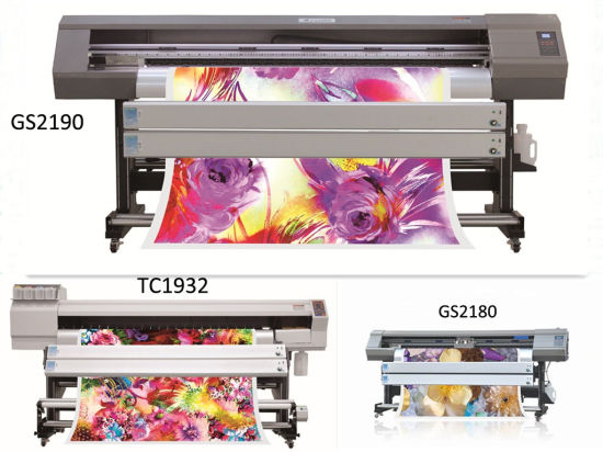 Fd1688 Simple Process Printing Machine for Cotton Roll Solution
