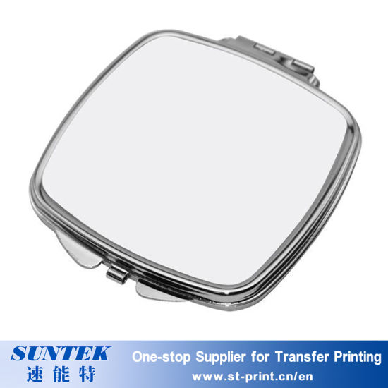 Sublimation Blank Printing Pocket Compact Mirror pictures & photos