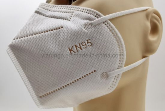 in Stock Wholesale Earloop Disposable KN95 Face Mask