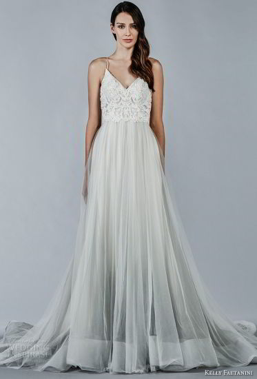 China Spaghetti Straps Bridal Dress Party Prom Gown Wedding Evening ...
