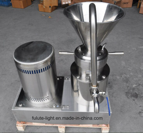 500kg/H Capacity Industrial Machine Peanut Butter Grinder pictures & photos