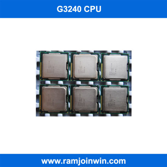 G3240 22 Nm Lithography LGA1150 CPU Processor pictures & photos