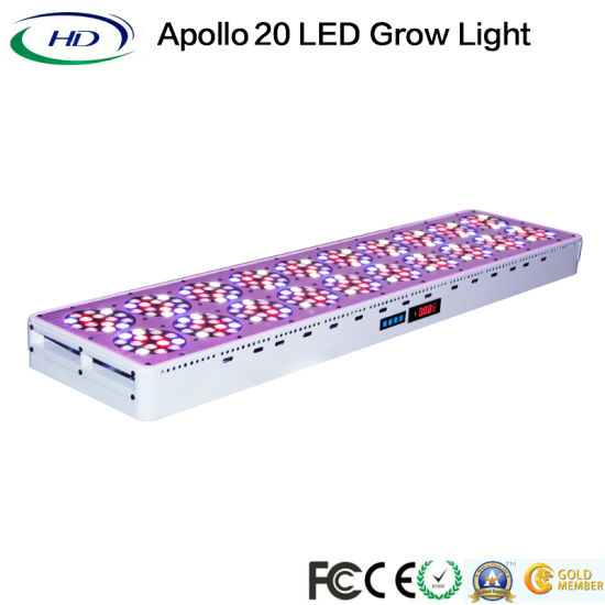 Full Spectrum Apollo 20 LED Grow Light for Medical Plants pictures & photos