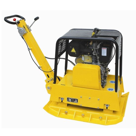 Hydraulic Reversible Vibrating Plate Compactors with 30.5kn (C-160Y) pictures & photos