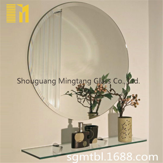 Modern Style Makeup Mirror Bathroom Mirrors From Qingdao Port