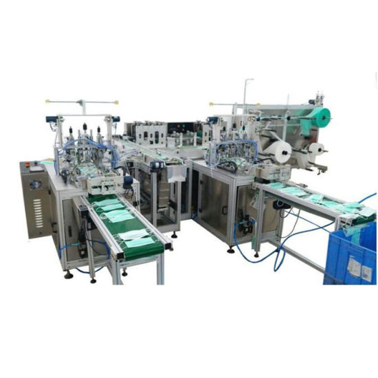 Disposable Face Mask Machine Fabric Making Manufacturer