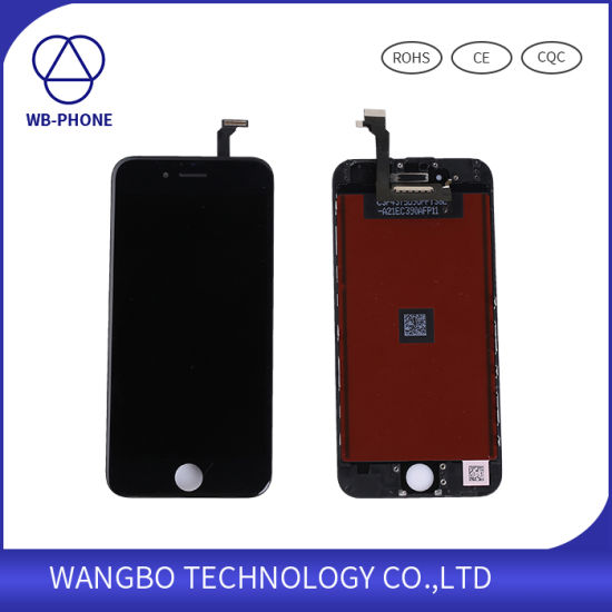 85906df3810946 Best AAA Quality Phone LCD for iPhone 6 Display Screen pictures & photos